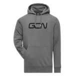 GCN Organic Hoodie - Dark Grey & Black