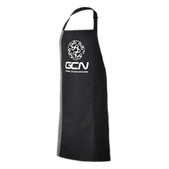 GCN Workshop Apron - Black & Grey