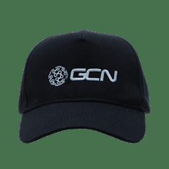 GCN Black Core Baseball Cap