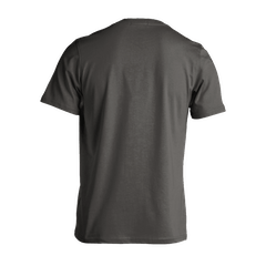 GCN Word Logo T-Shirt - Anthracite & Reflective