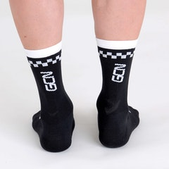 GCN Contrast Edition Socks - Black