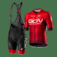 GCN Castelli Pro Rider Aero Bundle