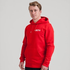 GCN Core Red Hoodie