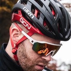 GCN Giro Helios Spherical Road Helmet