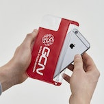 GCN Phone Case Small - Red