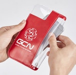 GCN Classic Phone Case Small - Red