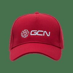 GCN Red Core Baseball Cap