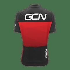 GCN Core Women's Red Short Sleeve Jersey