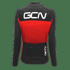 GCN Core Women's Red Long Sleeve Jersey