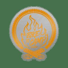 GMBN Fireside Bike To Camp Sticker