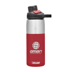 GMBN CamelBak Stainless Steel Bottle 0.6l - Dark Red