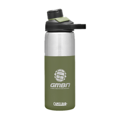 GMBN CamelBak Stainless Steel Bottle 0.6l - Olive