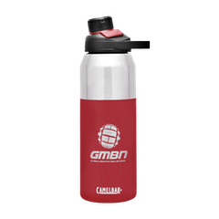 GMBN CamelBak Stainless Steel Bottle 1l - Dark Red