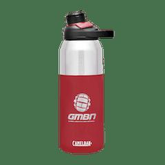 GMBN CamelBak Stainless Steel Bottle 1l - Dark Red