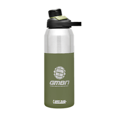 GMBN CamelBak Stainless Steel Bottle 1l - Olive