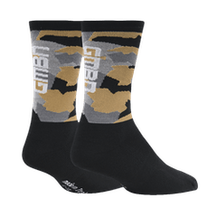 GMBN Camo Socks - Black & Gold