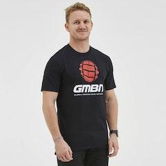 GMBN Classic T-Shirt - Black & Red