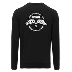 GMBN Contrast Edition Sweatshirt - Black