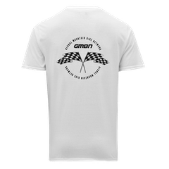 GMBN Contrast Edition T-Shirt - White