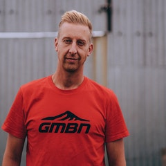 GMBN Core Red T-Shirt