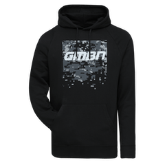 GMBN Digital Hoodie - Black & Grey