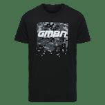 GMBN Digital T-Shirt - Black & Grey