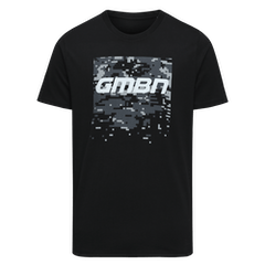 GMBN Digital T-Shirt - Black & Grey