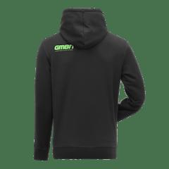 GMBN Fade Hoodie - Black & Green