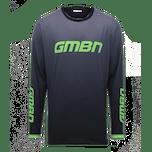 GMBN Fade Jersey - Grey & Green