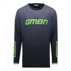 GMBN Fade Jersey - Grey & Green