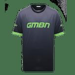 GMBN Fade Jersey Short Sleeve - Grey & Green