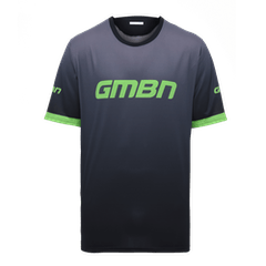GMBN Fade Jersey Short Sleeve - Grey & Green
