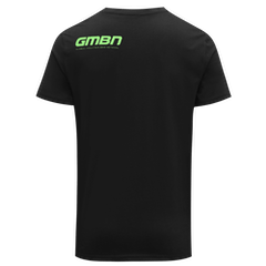 GMBN Fade T-Shirt - Black & Green