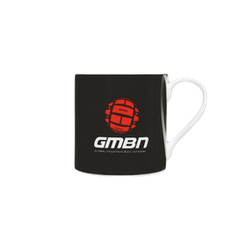 GMBN Mug - Black & Red