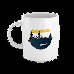 GMBN Adventure Silhouette Mug