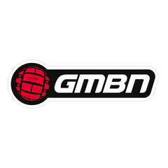 GMBN Reverse Logo Sticker