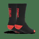 GMBN Socks - Black & Red
