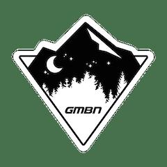 GMBN Starlit Summit Sticker