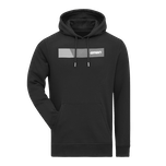 GMBN Stealth Hoodie - Black & Grey