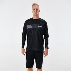 GMBN Park Jersey Long Sleeve - Stealth