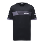 GMBN Stealth Jersey Short Sleeve - Black & Grey