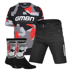 GMBN Team Jersey, Shorts and Socks Bundle