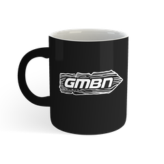 GMBN To The Woods Sign Mug