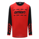 GMBN Trail Jersey - Red & Black