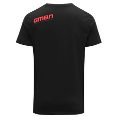 GMBN Trail T-Shirt - Black & Red