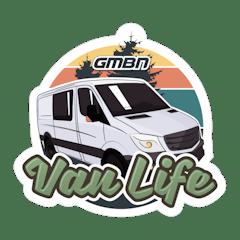 GMBN Van Life Sticker