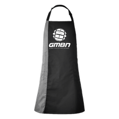 GMBN Workshop Apron - Black & Grey