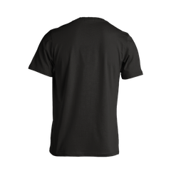 GMBN Word Logo T-Shirt - Black & Gold