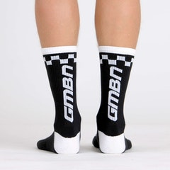 GMBN Contrast Edition Socks - Black