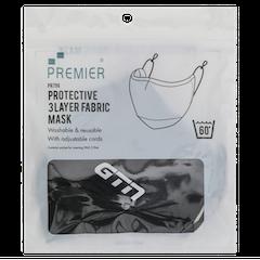 GTN Face Mask - Black